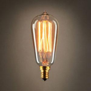 لامپ رشته ای کلاسیک