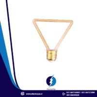 لامپ نئونی سرپیچی مدل مثلثی