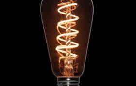 انواع لامپ حبابی